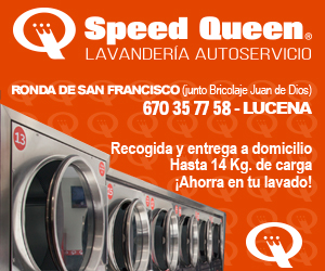 SPEED QUEEN LUCENA
