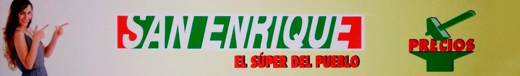SUPERMERCADOS SAN ENRIQUE